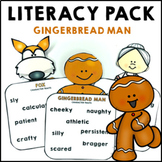 The Gingerbread Man Literacy Activities Fairy Tale