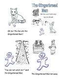 The Gingerbread Man Literacy Pack for Kindergarten