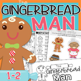 The Gingerbread Man Literacy Unit