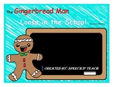 The Gingerbread Man Loose in the School Mini Book Companion