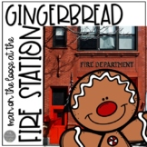 The Gingerbread Man Loose on the Fire Truck Book Companion