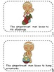 The Gingerbread Man Loves... Emergent Reader & Activities / Kindergarten