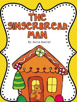 The Gingerbread Man Mini Unit