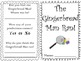 The Gingerbread Man Ran! A Making Predictions Booklet
