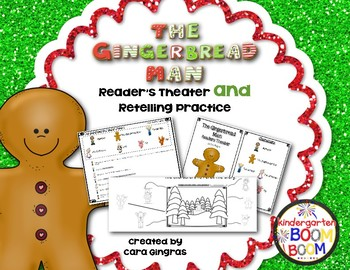 The Gingerbread Man Reader's Theater (K/1)