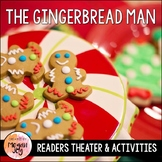 The Gingerbread Man Readers Theater Play & Activities
