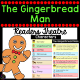 The Gingerbread Man Readers Theatre