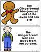 The Gingerbread Man Retelling Kit {TEKS Aligned}
