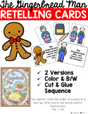The Gingerbread Man Retelling Kit {TEKS Aligned}