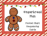 The Gingerbread Man: Sequencing Cards and Writing Activities