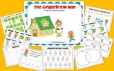 The Gingerbread Man: Speech and Language Book Companion