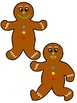 The Gingerbread Man Stick Puppet Characters