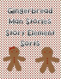 The Gingerbread Man Story Elements