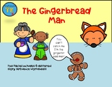 The Gingerbread Man Story Sequence