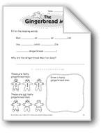 The Gingerbread Man (Thinking Skills)