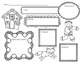 The Gingerbread Man Unit~ Includes Graphic Organizers & Mu