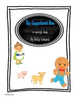 The Gingerbread Man - a concept book