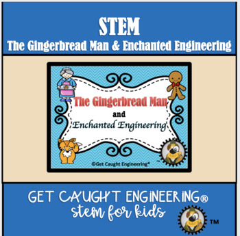 STEM, The Gingerbread Man and a Paddle Boat!