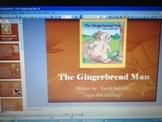 The Gingerbread Man by Karen Schmidt -Retelling Comprehens