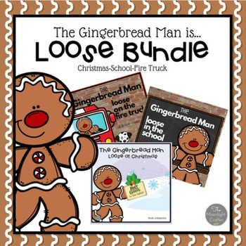 The Gingerbread Man on the Loose Bundle