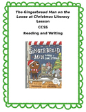The Gingerbread Man on the Loose at Christmas Reading and Writing