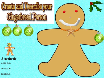 The Gingerbread Person