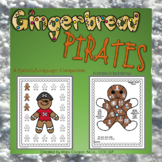 The Gingerbread Pirates: A Speech/Language Book Companion