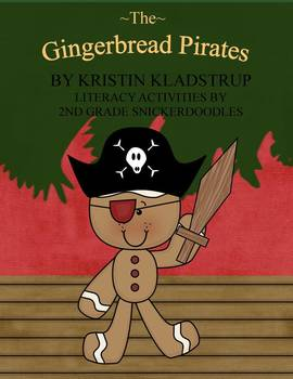 The Gingerbread Pirates: Literacy Activities