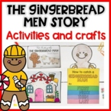 Christmas Reading Comprehension activities: THE GINGERBREAD MAN