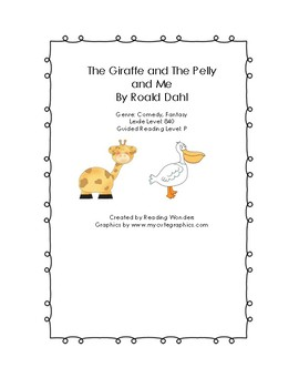 The Giraffe, The Pelly, and Me Book Club