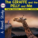THE GIRAFFE and the PELLY and ME  Book Unit