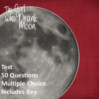 The Girl Who Drank The Moon Test