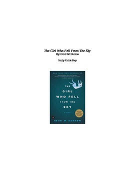 The Girl Who Fell from the Sky Activity Guide