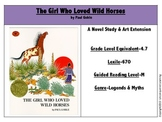 The Girl Who Loved Wild Horses: A Novel Study & Art Extension