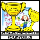 The Girl Who Never Made Mistakes Guided Reading Focus Prob