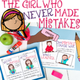 The Girl Who Never Made Mistakes: Interactive Read-Aloud Lesson Plans  1-2