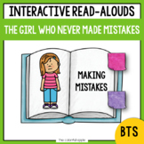 The Girl Who Never Made Mistakes: Read Aloud Lesson and Ac