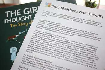 The Girl Who Thought In Pictures- Dr. Temple Grandin- Reading Response