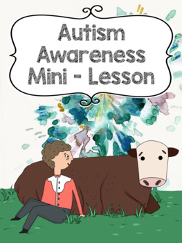 The Girl Who Thought in Pictures Autism Awareness Mini Lesson