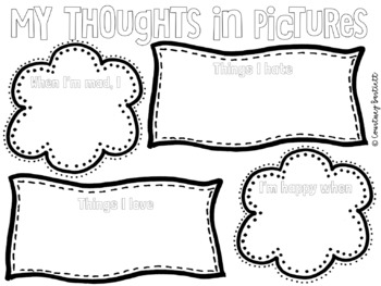 The Girl Who Thought in Pictures Extension Activities (freebie)