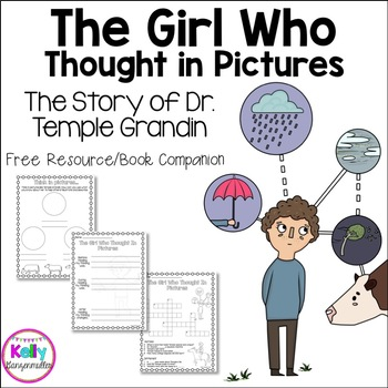 The Girl Who Thought in Pictures-The Story of Dr. Temple Grandin