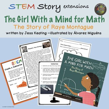The Girl With a Mind for Math: The Story of Raye Montague