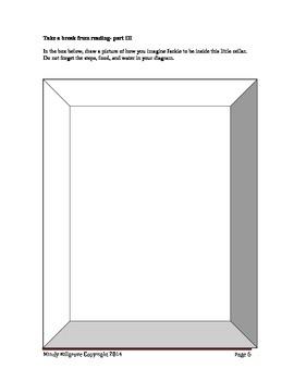 The Girl in the Box by Ouida Sebestyen Study Guide