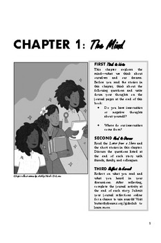 The Girls Club Journal: Beauty Unmasked (Chapter 1)