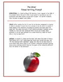 The Giver- Unit Activities & Resources
