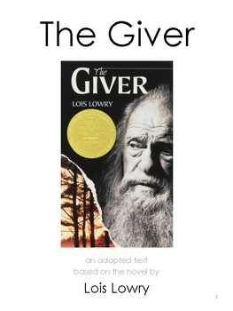 The Giver: Adapted Version