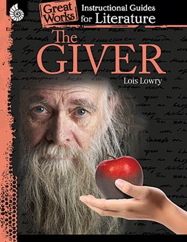 The Giver: An Instructional Guide for Literature (Physical book)