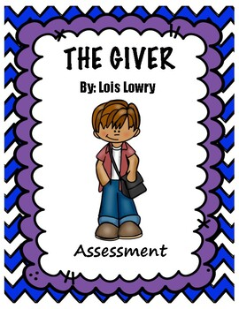 The Giver Assessment