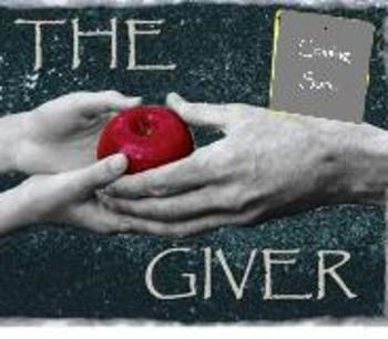 "The Giver - ""Before You Read"" Activities"
