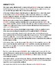 The Giver Chapter 12 Plug-In Handout